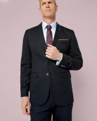 Ted Baker | Black Mini Design Jacket for Men | Lyst