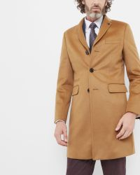 Ted Baker | Multicolor Three Button Overcoat for Men | Lyst