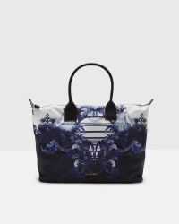 Ted Baker | Persian Blue Large Tote Bag | Lyst