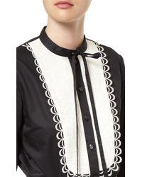 Temperley London - Black Fountain Shirt - Lyst
