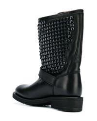 Ash - Black Tr Boots - Lyst