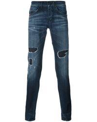 Dondup | Blue 'george' Jeans for Men | Lyst
