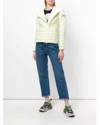 Peuterey - Yellow Lusaka Down Jacket - Lyst