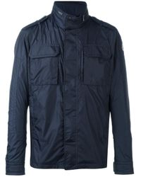 Moncler   Blue 'jonathan' Jacket for Men   Lyst