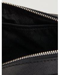 MICHAEL Michael Kors - Black 'jet Set' Crossbody Bag - Lyst
