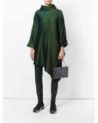 Bao Bao Issey Miyake - Purple Platinum Shoulder Bag - Lyst