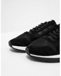 new styles 56f54 960bf Adidas Originals - Mens Zx 500 Rm Black for Men - Lyst