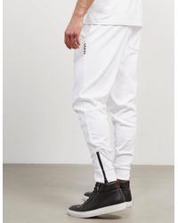 HUGO - Mens Duros Cuffed Track Pants - Online Exclusive White for Men - Lyst
