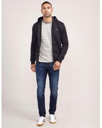 Armani Jeans - Mens Full Zip Hoody - Exclusive - Exclusively To Tessuti Black for Men - Lyst