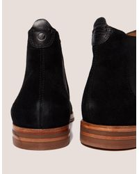 H by Hudson - Black Tonti Boots for Men - Lyst