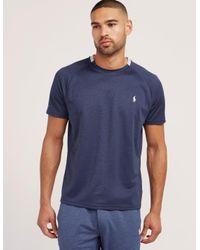 Polo Ralph Lauren - Blue Tech Short Sleeve T-shirt for Men - Lyst
