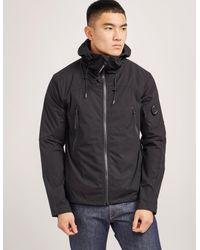 C P Company - Black Pro-tek Shower Jacket for Men - Lyst