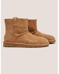 Ugg - Brown Womens Classic Unlined Mini Boot Tan - Lyst