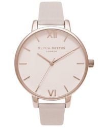 Olivia Burton - Multicolor Big Dial Watch - Lyst