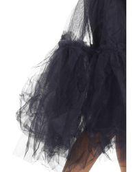 Rundholz - Blue Tulle Midi Skirt - Lyst