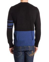 Vivienne Westwood - Multicolor Roundneck Sweater for Men - Lyst