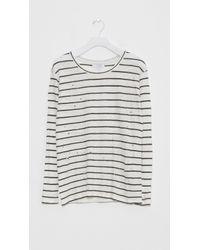 IRO - Black Sepia Shirt - Lyst
