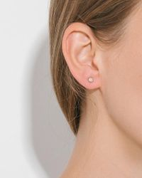 Loren Stewart - Multicolor Diamond 3.4 Studs - Lyst