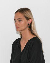 Rachel Comey - Multicolor Malachite-amber Lohr Earrings - Lyst