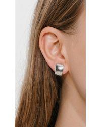 Lizzie Fortunato - Multicolor Pebble Earrings - Lyst