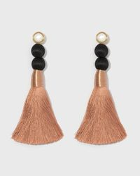 Lizzie Fortunato - Multicolor Modern Craft Earrings - Lyst