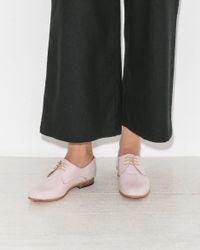 Dieppa Restrepo | Pink Cali Oxfords | Lyst
