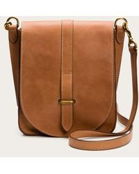 Frye | Brown Ilana Crossbody | Lyst