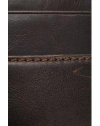 Frye | Brown Logan Card for Men | Lyst