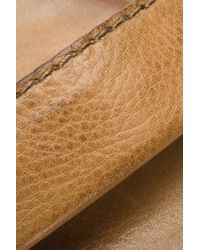Frye - Natural Carson Ankle Zip - Lyst