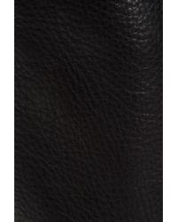 Frye - Black Cara Pickstitch Mid - Lyst