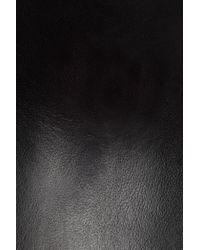 Frye | Black Penny Luxe Moto Short | Lyst