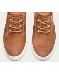 Frye - Brown Norfolk Deck for Men - Lyst