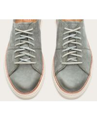 Frye - Gray Gates Low Lace for Men - Lyst