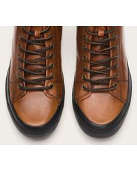 Frye - Brown Grand Tall Lace for Men - Lyst