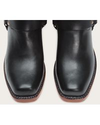 Frye - Black Harness Artisanal for Men - Lyst