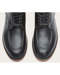 Frye - Black Walter Lace Up for Men - Lyst