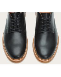 Frye | Black William Oxford for Men | Lyst