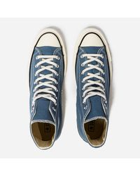 Converse - Blue Chuck Taylor All Star 1970 Hi for Men - Lyst