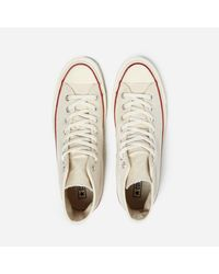 Converse - White Chuck Taylor All Star 1970 Hi Parchment for Men - Lyst