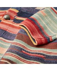 Polo Ralph Lauren - Multicolor Serape Shawl Cardigan for Men - Lyst
