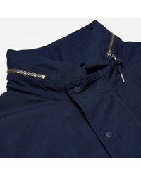Folk - Blue Field Jacket for Men - Lyst