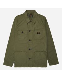 Carhartt WIP | Green Carhartt Michigan Chore Jacket for Men | Lyst