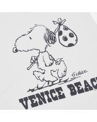 Tsptr - White Venice Beach T-shirt - Lyst