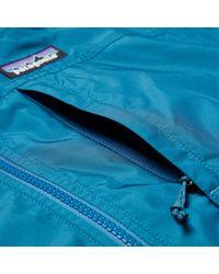 Patagonia - Blue Lightweight Crankset Jacket for Men - Lyst