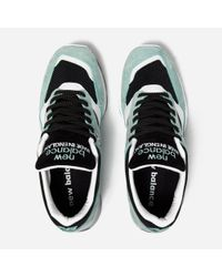 New Balance Green 1500 Made In England for men