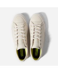 Converse | Chuck Taylor All Star Winter Knit Hi-top Trainers - White for Men | Lyst