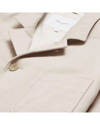 Norse Projects - Natural Lars Heavy Twill Jacket for Men - Lyst