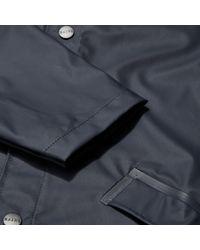 Rains - Blue Jacket for Men - Lyst