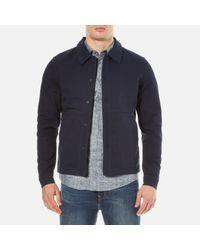 SELECTED - Blue James Jacket for Men - Lyst