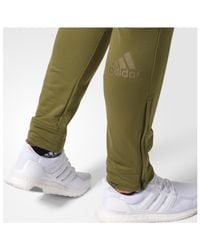 Adidas - Green Climaheat Training Pants for Men - Lyst